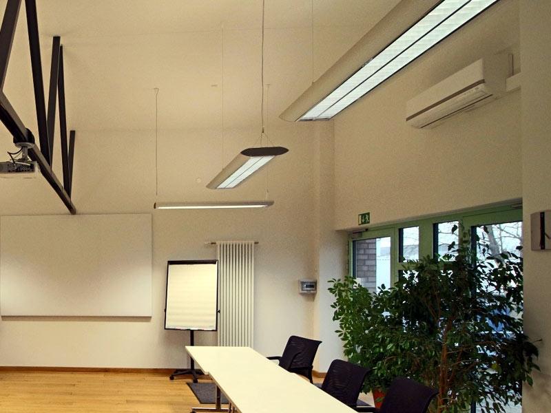 Effiziente LED Beleuchtung für ihr Gewerbe